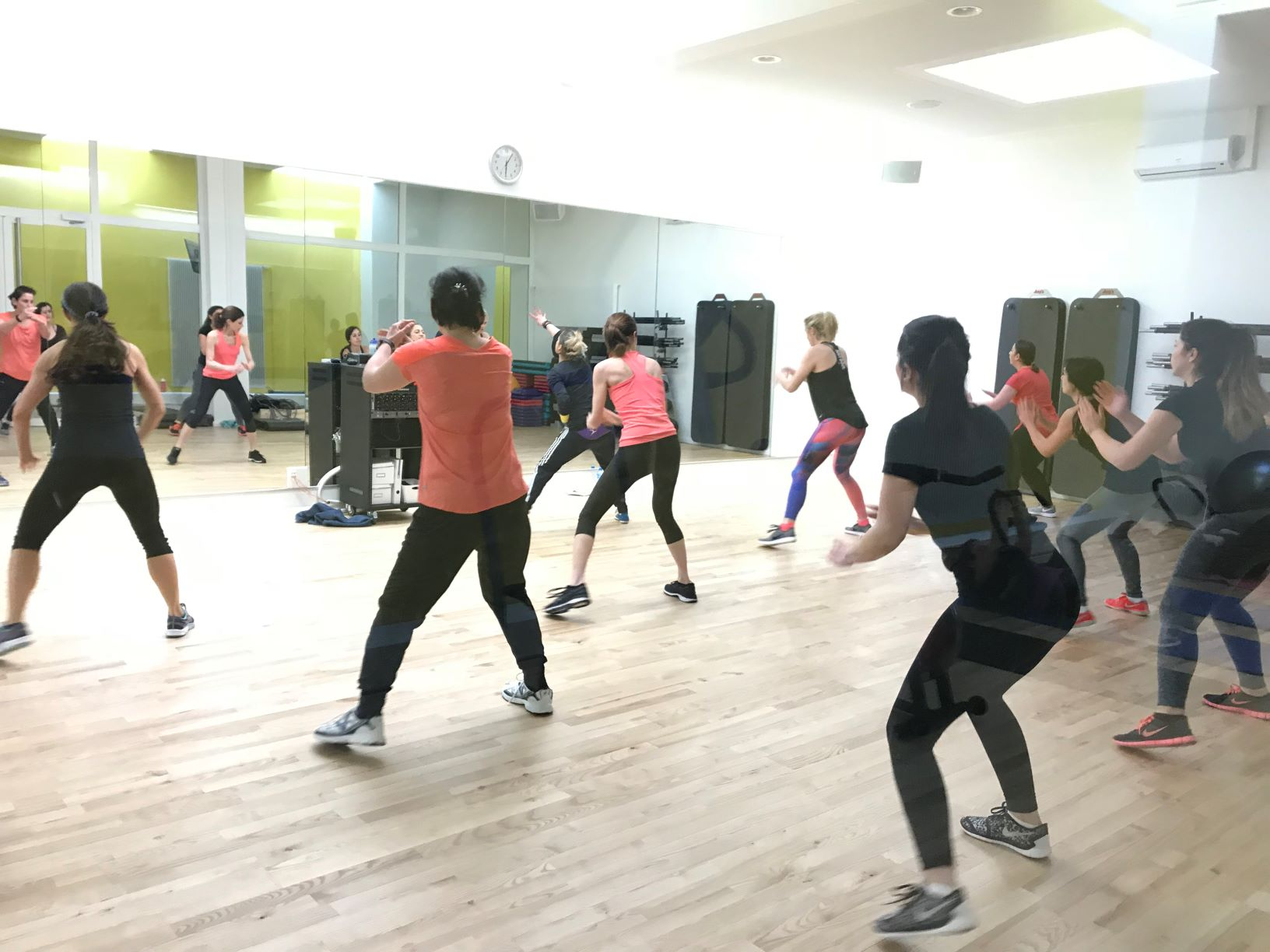 Actifit women only Training